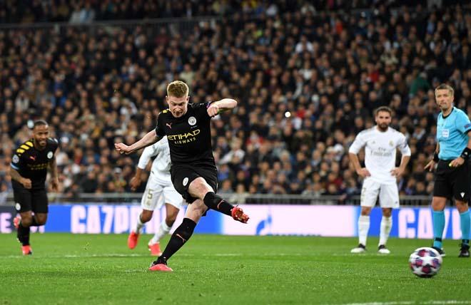 Kết quả bóng đá Cúp C1, Real Madrid - Man City: Nghiệt ngã thẻ đỏ, ngược dòng đỉnh cao - 2