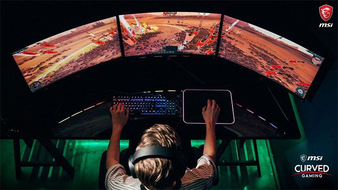 Nên chọn cong hay phẳng khi lựa mua màn hình Gaming? - 6