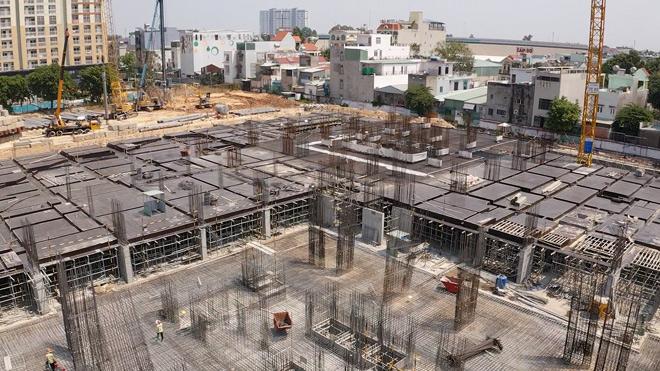 Thi công vượt tiến độ, dự án căn hộ cao cấp tại Bình Dương sắp ký hợp đồng mua bán - 2