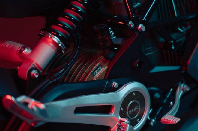 Môtô điện 2020 Zero SR/S  chạy 259 km, vận tốc 200 km/h, giá nửa tỷ đồng lên kệ - 2