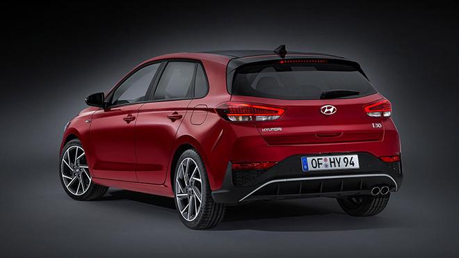 Hyundai i30 2021 sở hữu thiết kế thể thao và hiện đại - 6