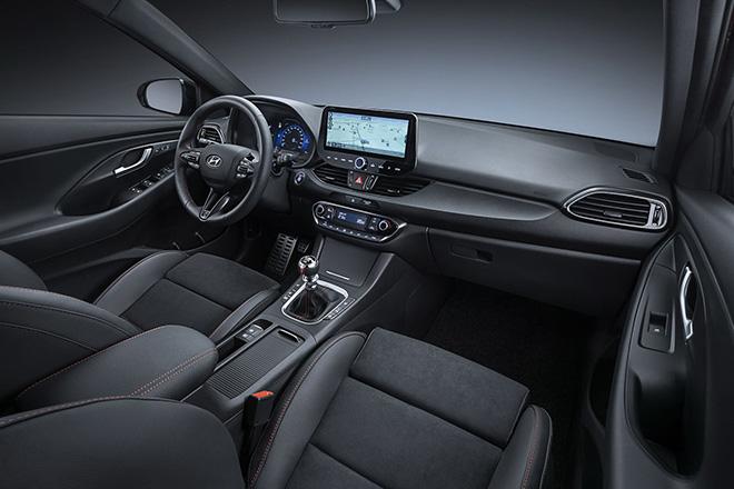 Hyundai i30 2021 sở hữu thiết kế thể thao và hiện đại - 9