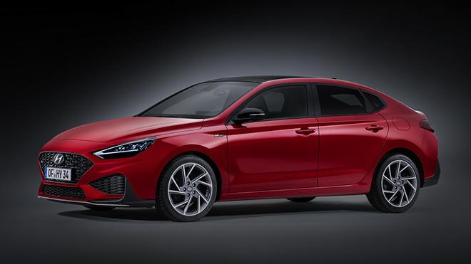 Hyundai i30 2021 sở hữu thiết kế thể thao và hiện đại - 3