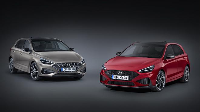 Hyundai i30 2021 sở hữu thiết kế thể thao và hiện đại - 2