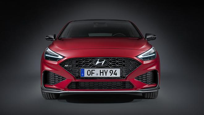 Hyundai i30 2021 sở hữu thiết kế thể thao và hiện đại - 7