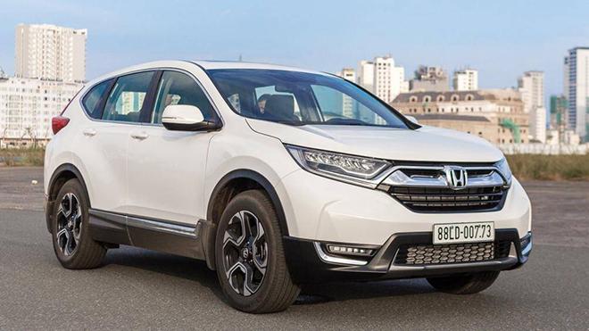 Chi phí để lăn bánh một chiếc Honda CR-V hết bao nhiêu? - 1