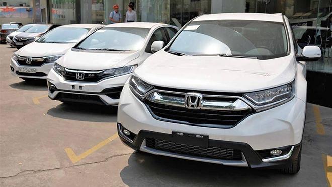 Chi phí để lăn bánh một chiếc Honda CR-V hết bao nhiêu? - 2