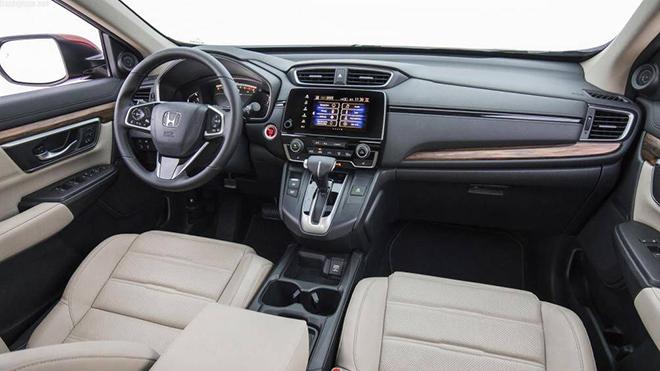 Chi phí để lăn bánh một chiếc Honda CR-V hết bao nhiêu? - 3
