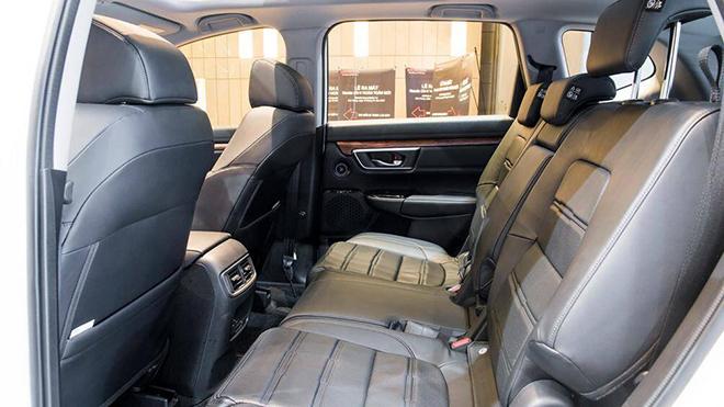Chi phí để lăn bánh một chiếc Honda CR-V hết bao nhiêu? - 4