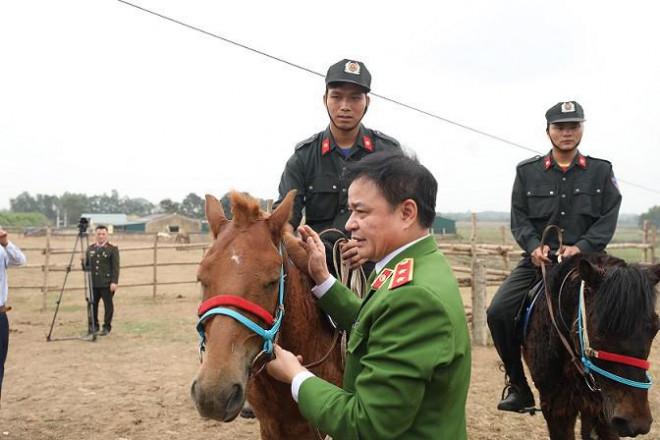 Bộ trưởng Tô Lâm: Việc ra mắt lực lượng Kỵ binh CSCĐ thời gian tới rất cần thiết - 2