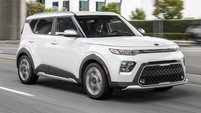 Mẫu Ôtô giá rẻ 2020 Kia Soul