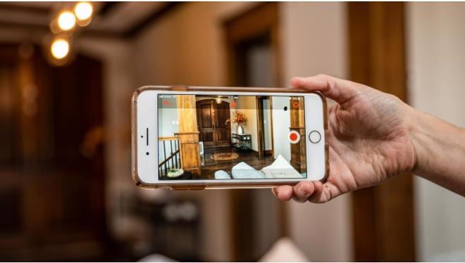 3 bước hô biến iPhone cũ thành camera an ninh - 1
