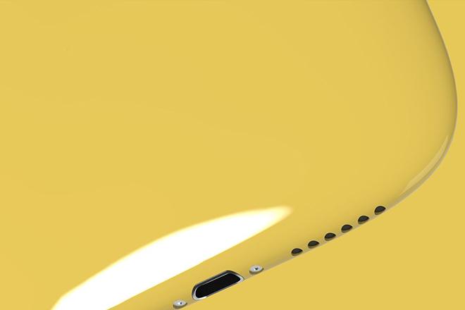 Ý tưởng iPhone 9R thiết kế kỳ lạ - 6