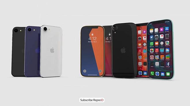 Ý tưởng iPhone 9R thiết kế kỳ lạ - 5