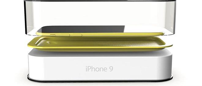 Ý tưởng iPhone 9R thiết kế kỳ lạ - 3
