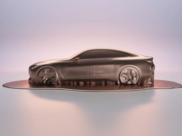 BMW hé lộ thêm về Concept i4 - mẫu Gran Coupe chạy điện đầu tiên của hãng