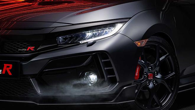 Honda trang bị cánh gió mới cho dòng xe Civic Type R Sport Line - 7