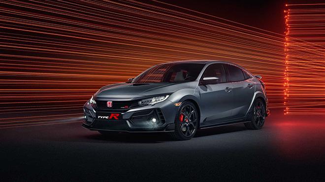 Honda trang bị cánh gió mới cho dòng xe Civic Type R Sport Line - 6
