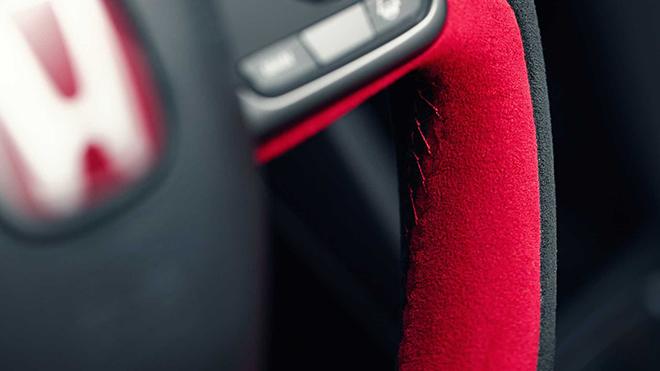 Honda trang bị cánh gió mới cho dòng xe Civic Type R Sport Line - 12