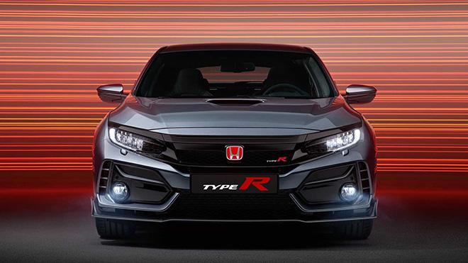 Honda trang bị cánh gió mới cho dòng xe Civic Type R Sport Line - 8