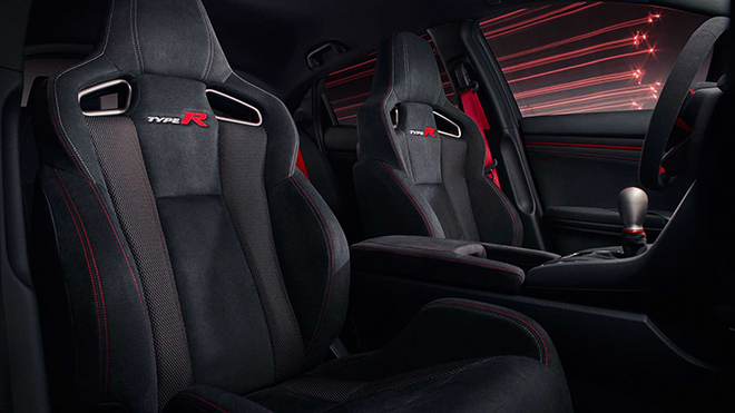 Honda trang bị cánh gió mới cho dòng xe Civic Type R Sport Line - 13