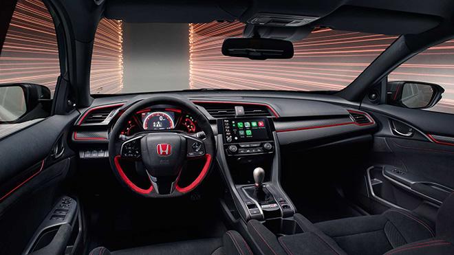 Honda trang bị cánh gió mới cho dòng xe Civic Type R Sport Line - 11