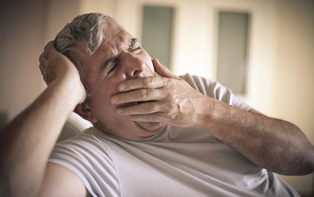Ngáp vặt buổi sáng dự báo hàng loạt nguy cơ - 1