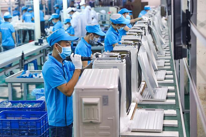 Giữa thời Covid-19, Asanzo đầu tư dây chuyền sản xuất máy lạnh hiện đại mới - 2