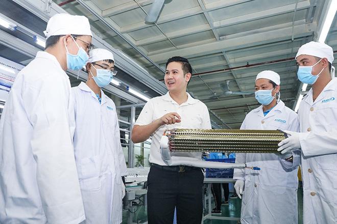 Giữa thời Covid-19, Asanzo đầu tư dây chuyền sản xuất máy lạnh hiện đại mới - 3