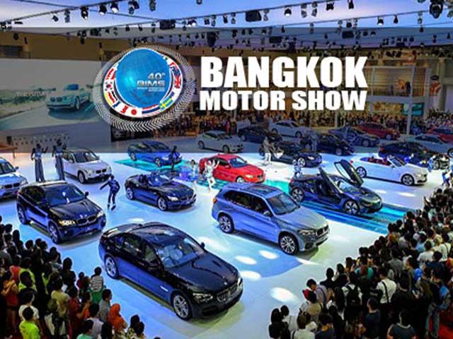 Triển lãm ô tô Bangkok Motors Show 2020 dời ngày tổ chức do Covid-19