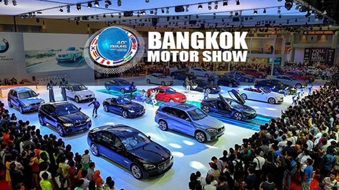 Triển lãm ô tô Bangkok Motors Show 2020 dời ngày tổ chức do Covid-19 - 1
