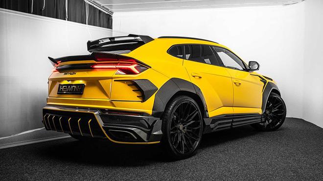 """Siêu SUV Lamborghini Urus được """"lột xác"""" toàn diện trở nên hầm hố hơn - 2"""