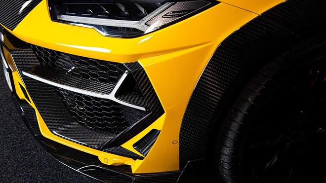 """Siêu SUV Lamborghini Urus được """"lột xác"""" toàn diện trở nên hầm hố hơn - 4"""