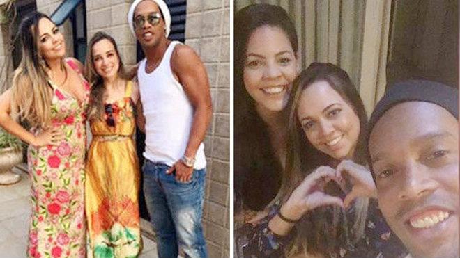 Bi kịch Ronaldinho: Tài khoản còn 157.000 đồng, vỡ nợ & bị cảnh sát bắt - 1