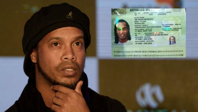 Bi kịch Ronaldinho: Tài khoản còn 157.000 đồng, vỡ nợ & bị cảnh sát bắt - 3