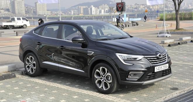 Renault Samsung XM3 lặng lẽ ra mắt tại Hàn Quốc giữa tâm dịch Covid-19 - 1