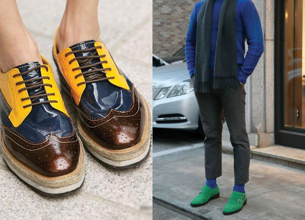 Bí quyết đi giày màu đúng chuẩn mực quý ông - 6