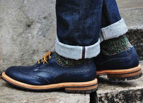 Bí quyết đi giày màu đúng chuẩn mực quý ông - 8