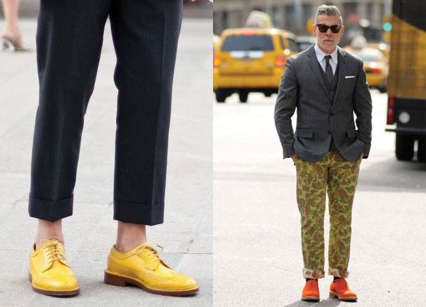 Bí quyết đi giày màu đúng chuẩn mực quý ông - 7