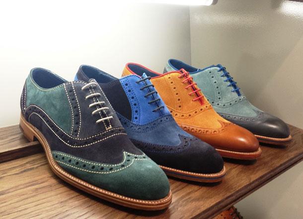 Bí quyết đi giày màu đúng chuẩn mực quý ông - 4