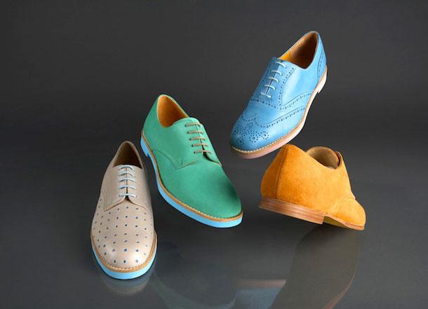 Bí quyết đi giày màu đúng chuẩn mực quý ông - 2