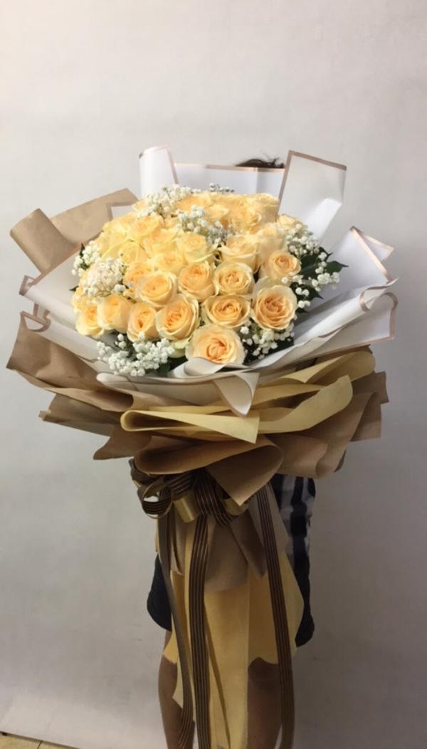 """Hoa tươi Mrhoa giới thiệu những bó hoa """"siêu to khổng lồ"""" - xu hướng quà tặng gây """"bão"""" dịp 8/3 năm nay - 5"""