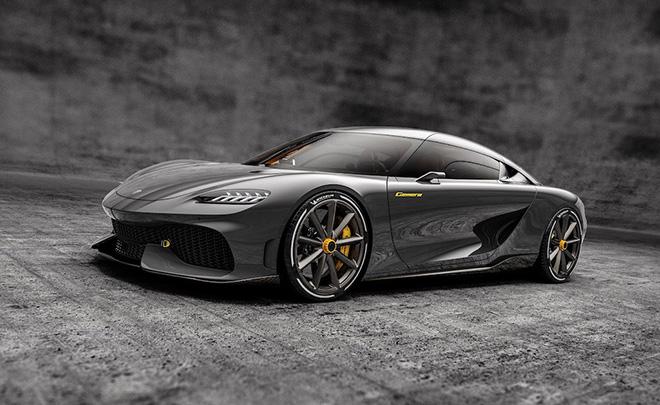 """Siêu xe """"gia đình"""" Koenigsegg Gemera tăng tốc lên 100km/h chưa được 2 giây - 1"""