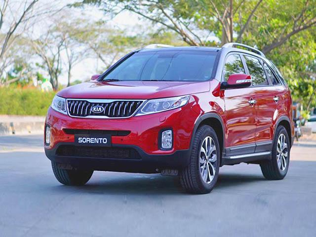 Top 10 ô tô có giá thấp nhất theo phân khúc tại Việt Nam
