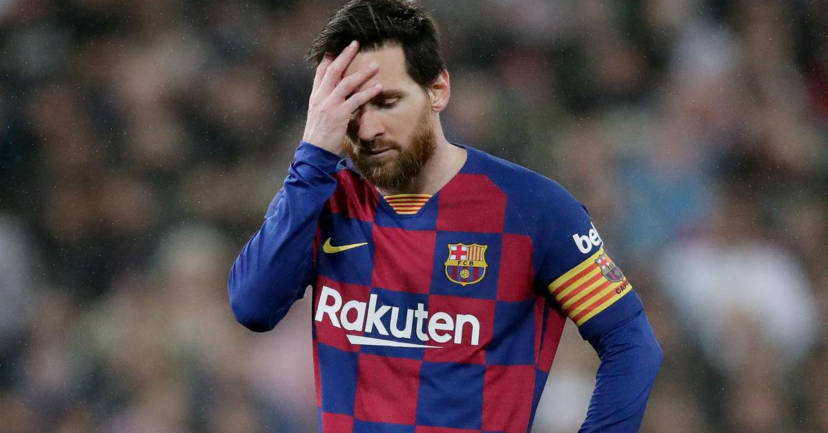"""Tin HOT bóng đá tối 7/3: Messi bị đồng hương chê """"đi bộ quá nhiều"""""""