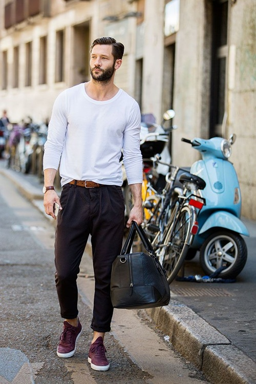 4 mẹo mua sắm quần áo cho quý ông vừa thời trang vừa dễ lên đồ - 3