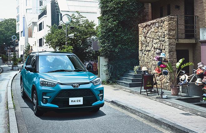 """Toyota Raize giá từ 367 đồng, """"bán chạy như tôm tươi"""" - 1"""