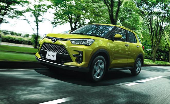 """Toyota Raize giá từ 367 đồng, """"bán chạy như tôm tươi"""" - 2"""