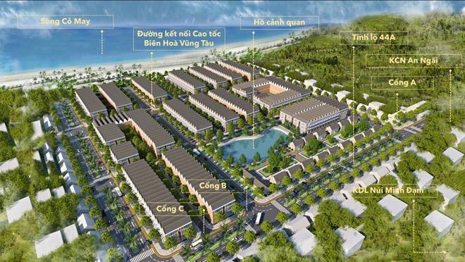 """Long Hải New City: """"Rồng biển"""" toả sáng, lấp lánh cơ hội đầu tư - 1"""