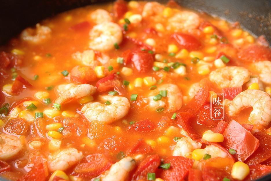Nấu cà chua với tôm quá bình thường, thêm ngay nguyên liệu này vị ngon tăng lên gấp bội - 8